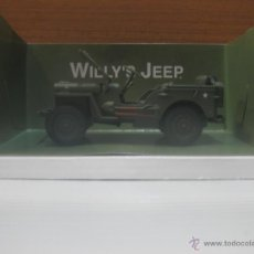 Coches a escala: JEEP WILLIS DE GATE. Lote 49120735