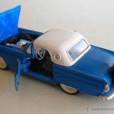 Coches a escala: GUISVAL 1/32 FORD THUNDERBIRD 1957-COMPLETO Y PERFECTO. Lote 50485741