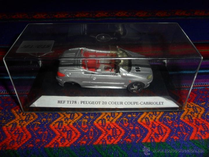 Coches a escala: LOTE 15 PEUGEOT EN CAJA 206 WRC 307 604 106 306 CABRIOLET 406 COUPÉ BREAK 607 205. INENCONTRABLES!!! - Foto 5 - 51355503