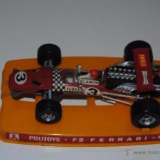 Coches a escala: FERRARI F1 POLITOYS MADE IN ITALY. Lote 52450342