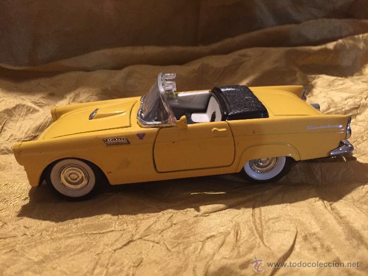 Coches a escala: Ford Thunderbird - Foto 3 - 54436539