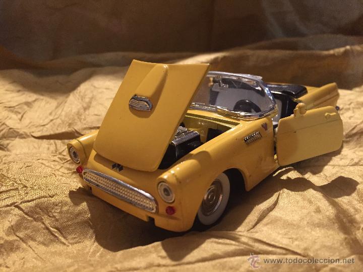 Coches a escala: Ford Thunderbird - Foto 5 - 54436539