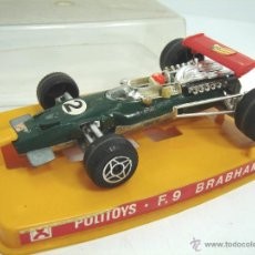 Coches a escala: COCHE METAL - POLITOYS F1 - BRM 136- ART F7 - ESC: 1/32 - MADE IN ITALY -N8 F 7. Lote 54938823