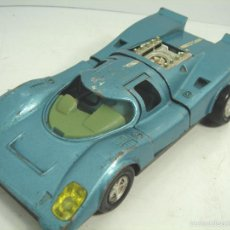 Coches a escala: COCHE METAL- PORSCHE 917 NACORAL ZARAGOZA-MADE IN SAPIN - ESC: 1/32 . Lote 56394779