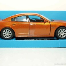 Coches a escala: DODGE CHARGER ESCALA 1/32 NEW RAY COCHE EN MINIATURA. Lote 56941231