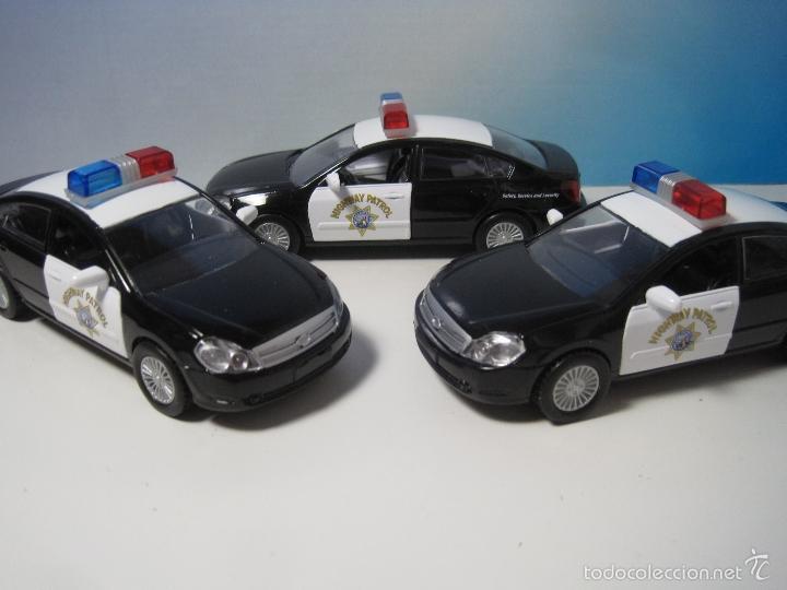 Americana Policia Lote Venta Coches 3 De Nuevos En Vendido La ScqRj354AL