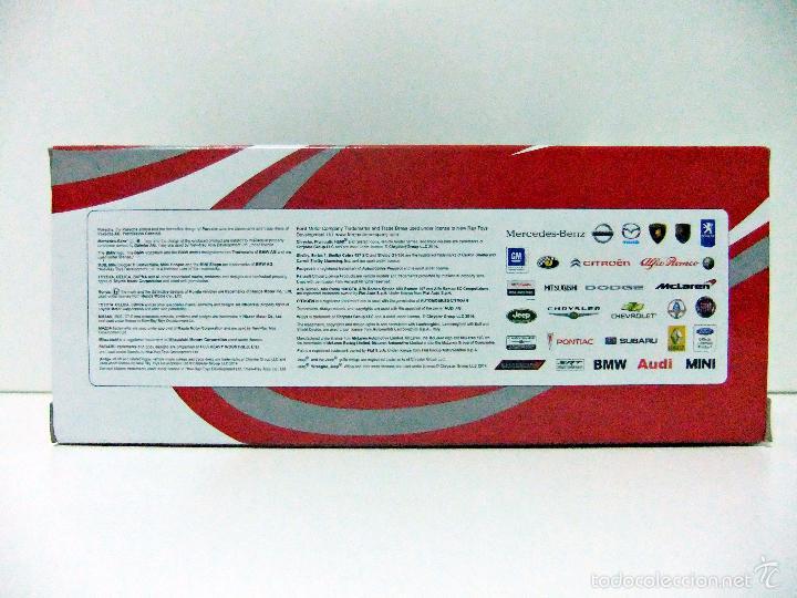 Coches a escala: MINI COOPER BANDERA BRITÁNICA UNION JACK - NEWRAY CITY CRUISER - ESCALA 1:32 - COCHE AUTO NEW RAY - Foto 5 - 61421919