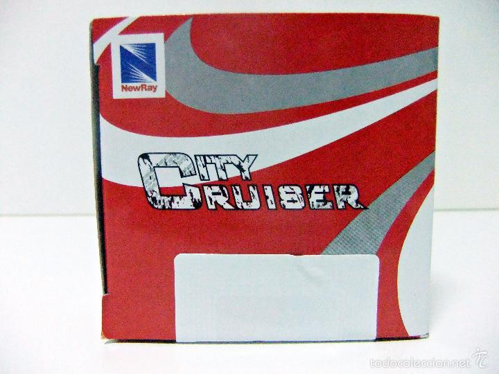 Coches a escala: MINI COOPER BANDERA BRITÁNICA UNION JACK - NEWRAY CITY CRUISER - ESCALA 1:32 - COCHE AUTO NEW RAY - Foto 8 - 61421919