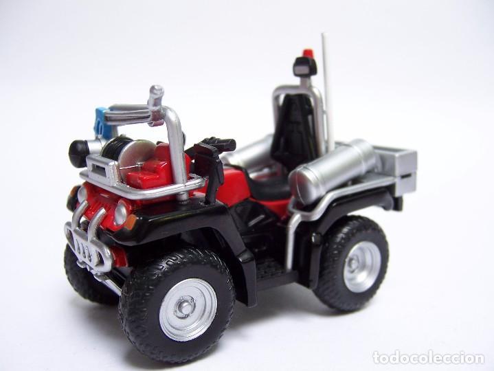 Coches a escala: camion bomberos firexpress mini fire truck 1/32 del prado - Foto 2 - 227924530