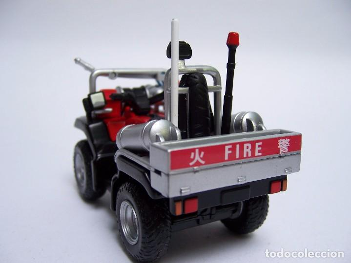 Coches a escala: camion bomberos firexpress mini fire truck 1/32 del prado - Foto 3 - 227924530