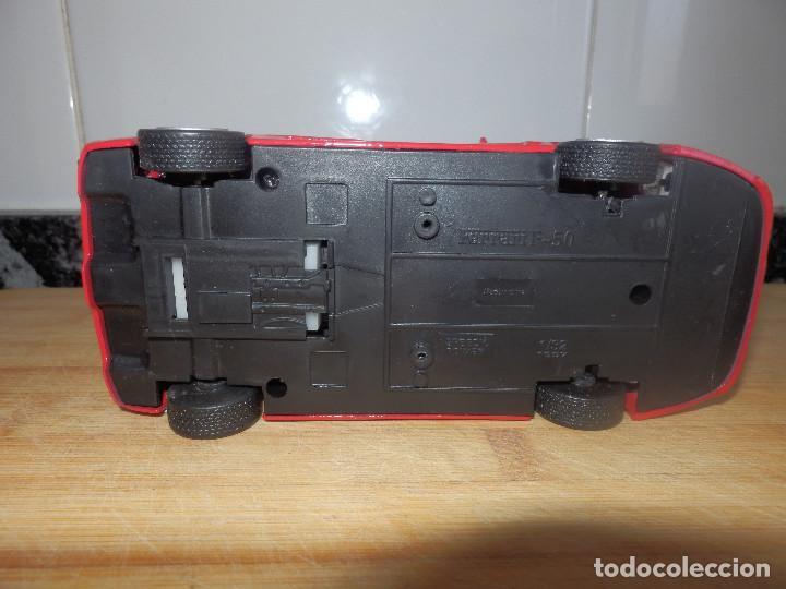 Coches a escala: coche ferrari f 50 spedy power escala 1:32 metal y plastico - Foto 3 - 72277491
