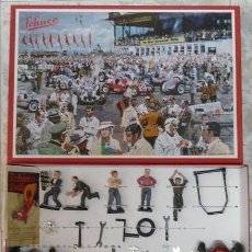 Coches a escala: SCHUCO STUDIO MONTAGEKASTEN ART.NR. 01006 (2 COCHES VER DETALLE). Lote 76753627