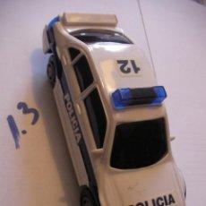 Coches a escala: COCHE POLICIA ESC. +- 1/32. Lote 86313328