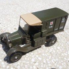 Coches a escala: FORD MOTOR DIECAST - FORD T AMBULANCE 1918 -ESC.1/32- ENVÍO GRATIS. Lote 87617256