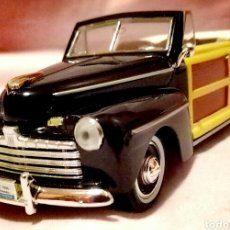 Coches a escala: FORD SPORTSMAN 1946 1/32. Lote 95514808