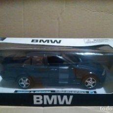 Coches a escala: COCHE BMW 3 SERIES COLOR AZUL A ESTRENAR NEWRAY ESCALA 1/32. Lote 97959715