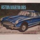 Coches a escala: JAMES BON MAQUETA ASTON MARTIN DB5, (1:32), PARA MONTAR, AIRFIX. Lote 100724903