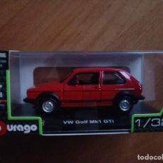 Coches a escala: BURAGO VW GOLF GTI MK1. Lote 101089591