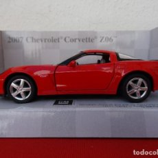 Coches a escala: CHEVROLET CORVETTE Z06. Lote 102464059