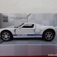 Coches a escala: FORD GT 2006. Lote 102464339