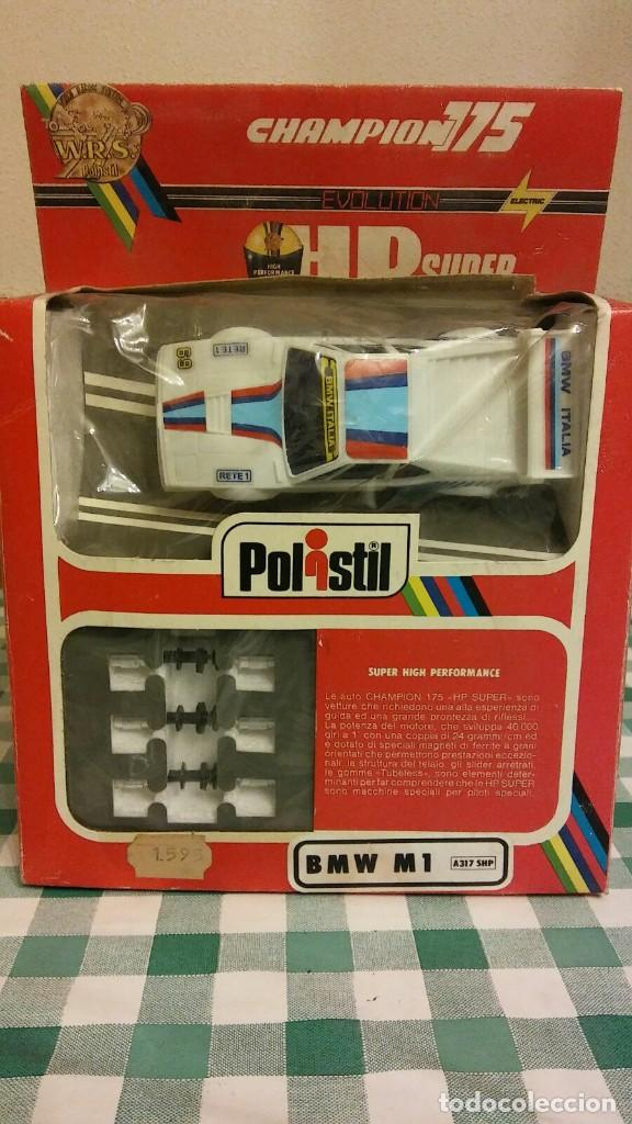 Champion 175 1:32 slot car Motore Polistil HP Super