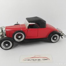Coches a escala: LINCOLN ROADSTER 1932 ARKO ESCALA 1:32. Lote 108868555