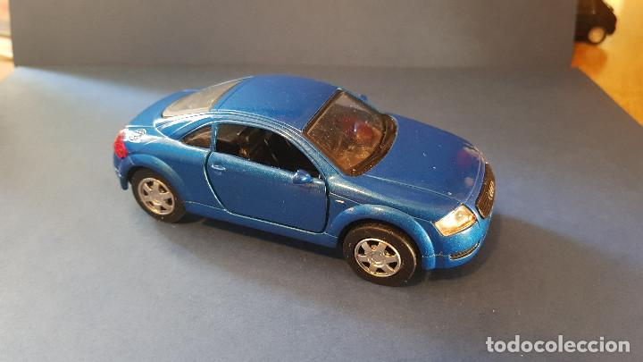 Coches a escala: NEW RAY AUDI TT AÑO 2000 (1/32) - Foto 1 - 111168223