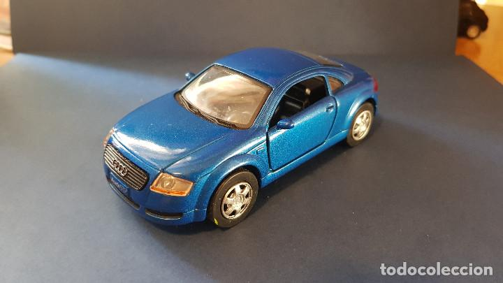 Coches a escala: NEW RAY AUDI TT AÑO 2000 (1/32) - Foto 2 - 111168223