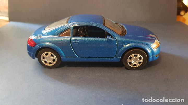 Coches a escala: NEW RAY AUDI TT AÑO 2000 (1/32) - Foto 4 - 111168223