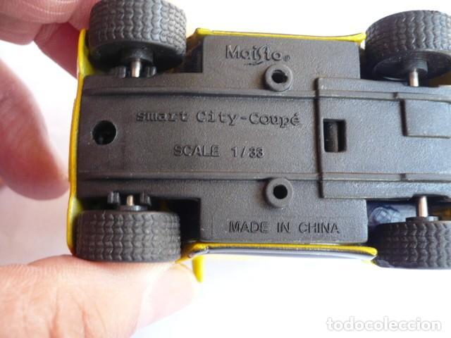 Coches a escala: COCHE SMART CITY COUPE MAISTO ESC 1/32 COLECCIÓN - Foto 4 - 113348335