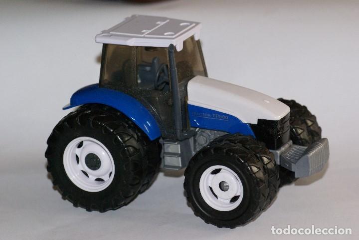 Coches a escala: tractor ESCALA 1:32 USADO SIN CAJA TAL Y COMO SE VE - Foto 2 - 114973067