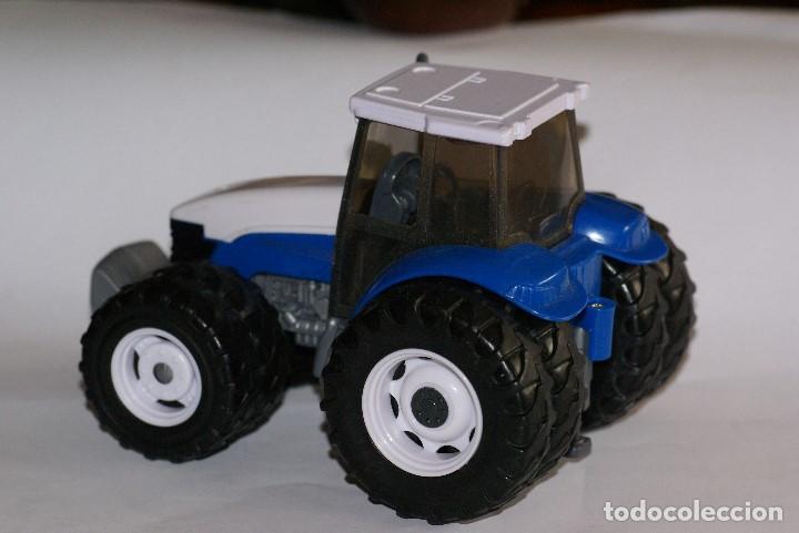 Coches a escala: tractor ESCALA 1:32 USADO SIN CAJA TAL Y COMO SE VE - Foto 4 - 114973067
