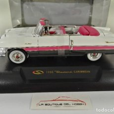 Coches a escala: PACKARD CARIBEAN 1955 SIGNATURE MODELS ESCALA 1:32. Lote 117740847