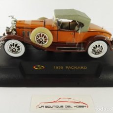 Coches a escala: PACKARD 1930 SIGNATURE MODELS ESCALA 1:32. Lote 117740979