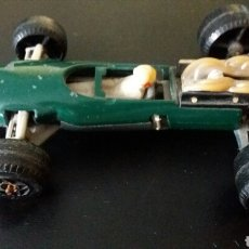 Coches a escala: COCHE ANTIQUISIMO METAL BRM 136 FORMULA 1.ESCALA 1:32.MADE IN ITALY.POLITOYS.. Lote 117947899