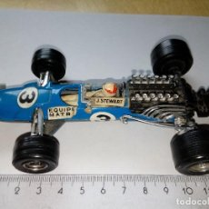 Coches a escala: COCHE POLITOYS, MATRA F1, ART. F1, JACKIE STEWART, VINTAGE AÑOS 70, MADE IN ITALY. Lote 117980355