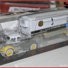 Coches a escala: TX 514 COCHES ESCALA - ALTAYA 1:43 - CAMION BERLIET TLR 10 M INTERFLORA. Lote 122119171