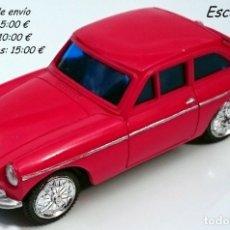 Coches a escala: TELSALDA LUCKY Nº 188 M G B GT SPORTS CAR - FRICCIÓN - HONG KONG. Lote 93719265