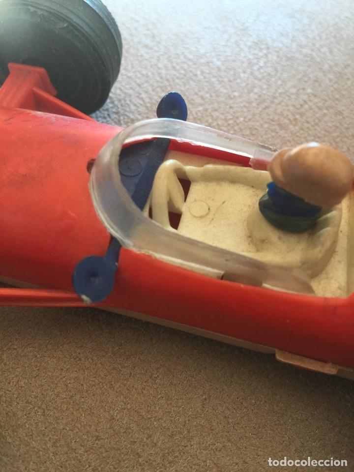 Coches a escala: Coche juguete Brabham Hedi. Fabricado en España - Foto 7 - 125616246