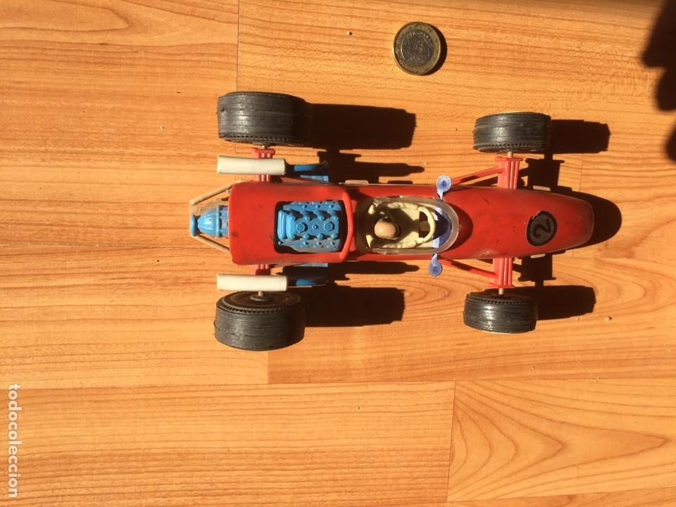 Coches a escala: Coche juguete Brabham Hedi. Fabricado en España - Foto 3 - 125616246