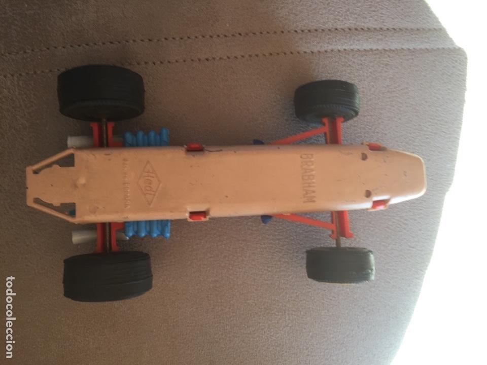 Coches a escala: Coche juguete Brabham Hedi. Fabricado en España - Foto 4 - 125616246