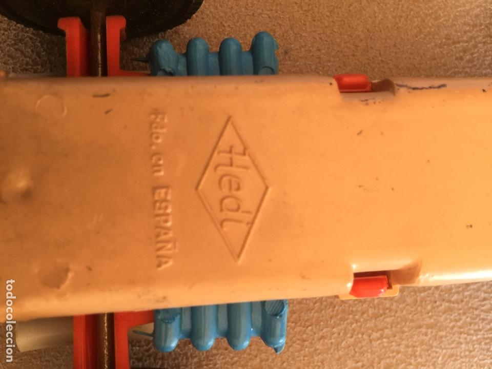 Coches a escala: Coche juguete Brabham Hedi. Fabricado en España - Foto 6 - 125616246
