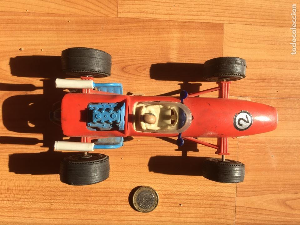 Coches a escala: Coche juguete Brabham Hedi. Fabricado en España - Foto 2 - 125616246