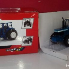 Coches a escala: TRACTOR FORD TW 39 BRITAINS ESCALA 1/32. Lote 135575206