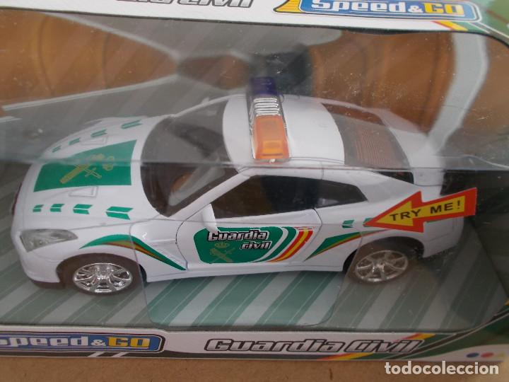 Coches a escala: COCHE GUARDIA CIVIL. 1/32 - Foto 3 - 144543234