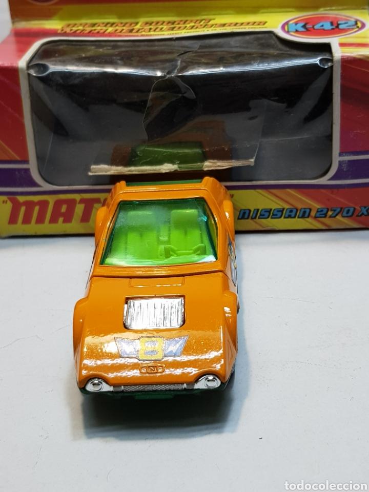 Coches a escala: Coche Matchbox Nissan 270X K-42 en blister original - Foto 2 - 148098606