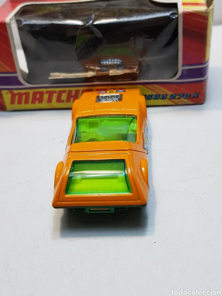 Coches a escala: Coche Matchbox Nissan 270X K-42 en blister original - Foto 3 - 148098606