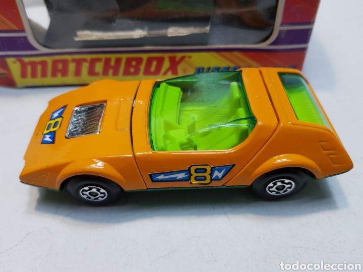 Coches a escala: Coche Matchbox Nissan 270X K-42 en blister original - Foto 4 - 148098606