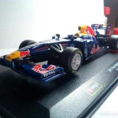 Coches a escala: -RED BULL RACING TEAM F1 -2011-SEBASTIAN VETTEL--1/32-DIE CAST METAL. Lote 154236106