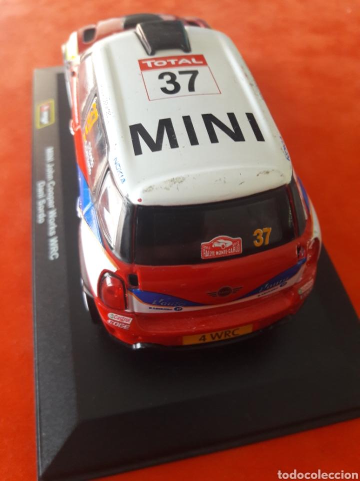 Coches a escala: MINI JOHN Cooper Works WRC Dani Sordo - Foto 2 - 154384538